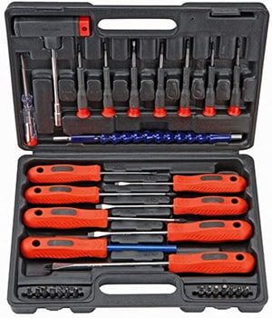 Pittsburgh Screwdriver Set 32 Piece